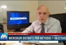 Mercosur distante por métodos y objetivos