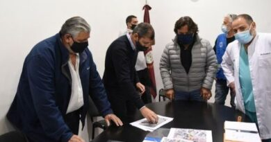 Intendentes llaman a la unidad para apoyar las decisiones del gobernador Sáenz