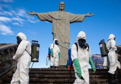 Creen que la nueva cepa británica de Covid-19 puede estar circulando en Brasil