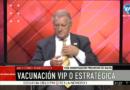 VACUNACIÓN VIP: COMETIMOS ERRORES, PERO NINGÚN DELITO