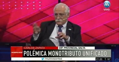 POLÉMICO MONOTRIBUTO UNIFICADO: EL ESTADO ES EL PRINCIPAL EVASOR