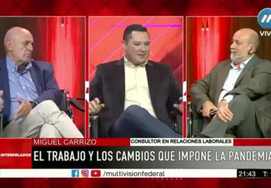 LA UTOPÍA DE VOLVER A 2019: EL TRABAJO Y LOS CAMBIOS QUE IMPONE LA PANDEMIA