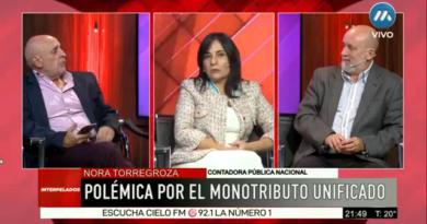 MOTRIBUTO UNIFICADO: EL GOBIERNO DESCARTÓ LAS RECOMENDACIONES DE LOS CONTADORES