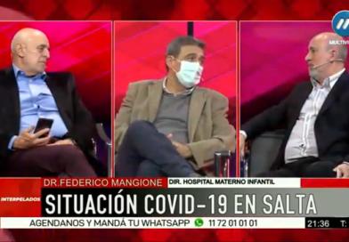 COVID: ES FUNDAMENTAL QUE SALGAMOS A CAZAR EL VIRUS